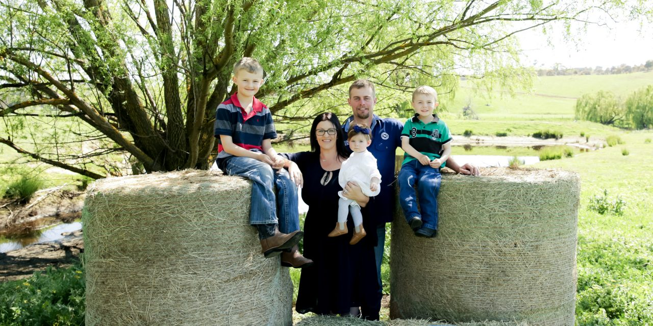 Murrays of Yass join hay run