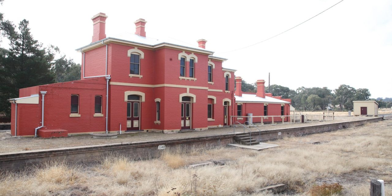 Call to save Bowning Railway station