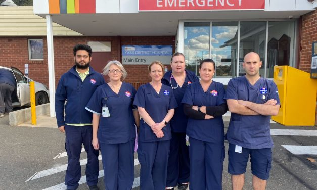 Local Health District to finally meet with Yass Hospital staff