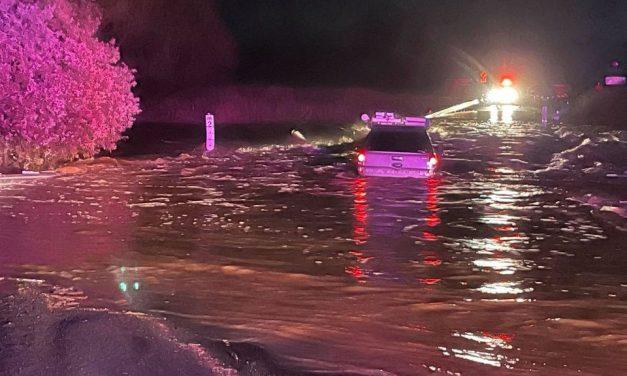 """""""Foolish behaviour"""" in floods a major worry says SES-Yass Unit Commander Rob Bolin"""