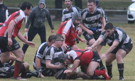 Rams score a try-less win, while the Ewes go big against ADFA