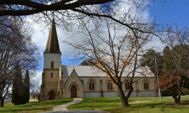 Alpha- Ask anything about God by Yass Valley Anglican Church