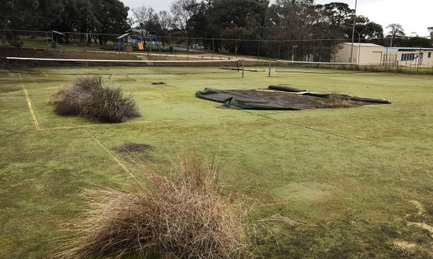 The fight to revive Binalong Tennis Courts