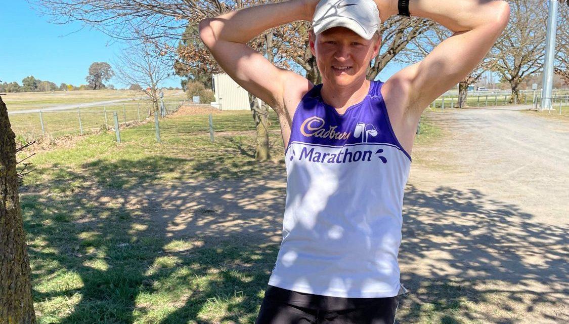 Murrumbateman's Marathon Man