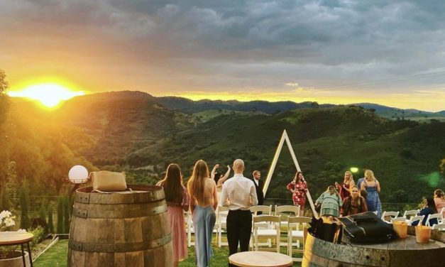 Brindabella Hills Winery soars into view as our Wine of the Week