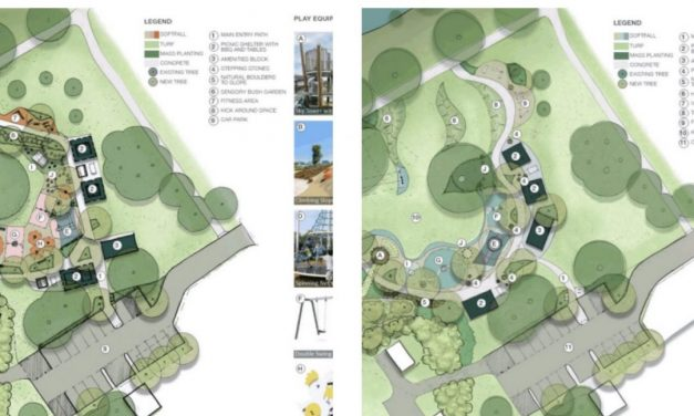 New Riverbank Park Playground designs expected to go on public exhibition
